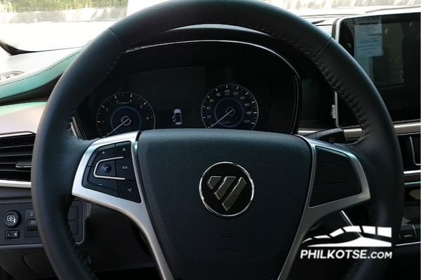 Foton Gratour 2020 Steering Wheel