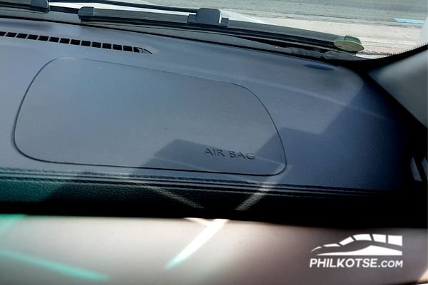 Foton Gratour IM6 airbag