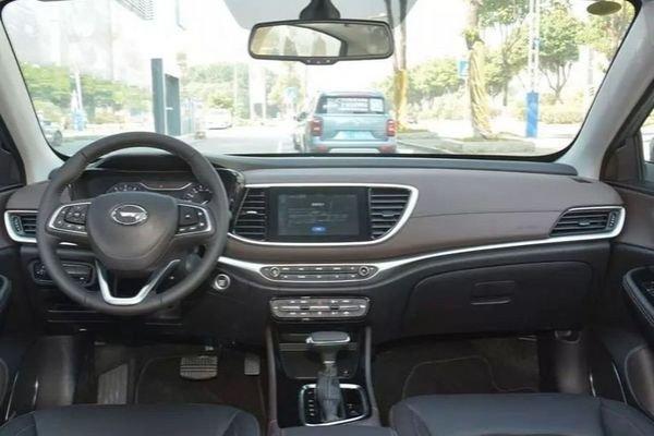 GAC GA4 2020 Interior