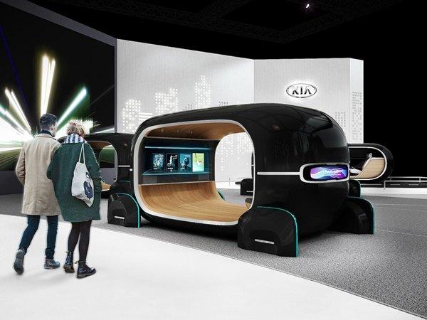 Kia using AI for cars