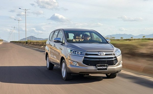 A picture of the 2019 Toyota Innova