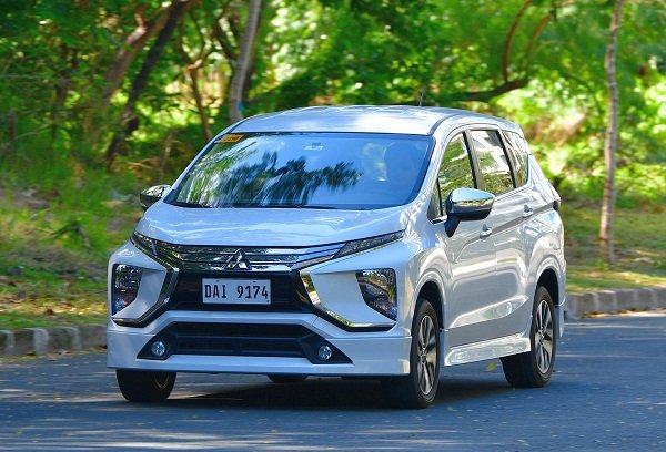 A picture of the 2019 Mitsubishi Xpander