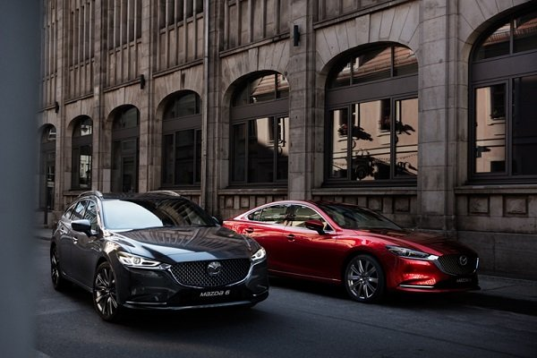Mazda 6 Sedan and Wagon