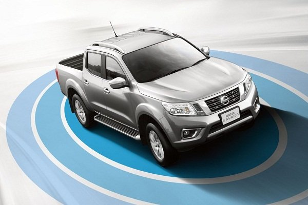 Nissan Navara safety