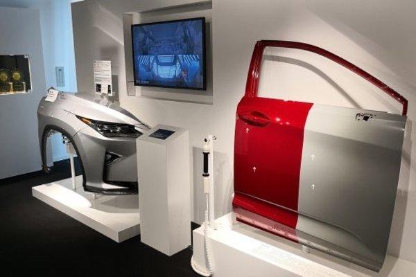 Lexus designing studio