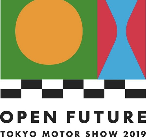 Official logo of this year's motor show in Tokyo