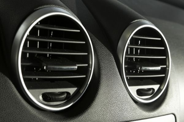 A picture of a pair of AC vents