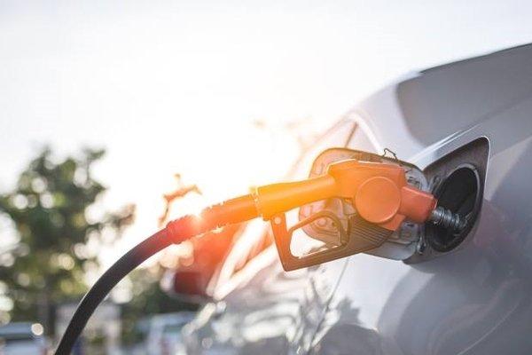 Refilling car fuel