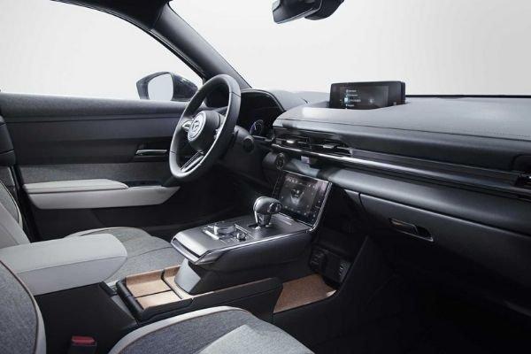 MX-30's interior
