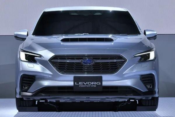 2020 Subaru Levorg Prototype front view