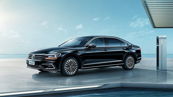 A picture of the Volkswagen Phideon