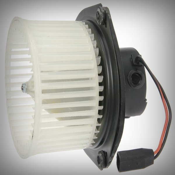 A picture of an AC blower