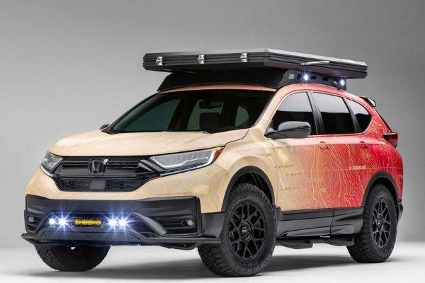 Honda CR-V Overland 2020