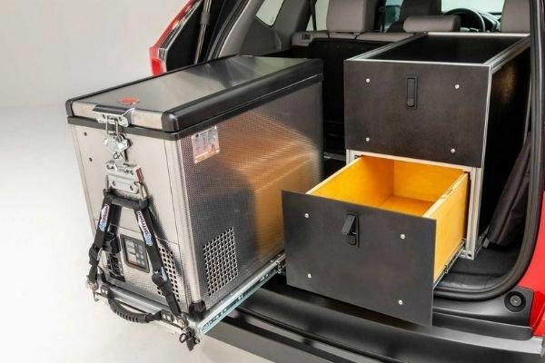 Honda CR-V 2020 trunk