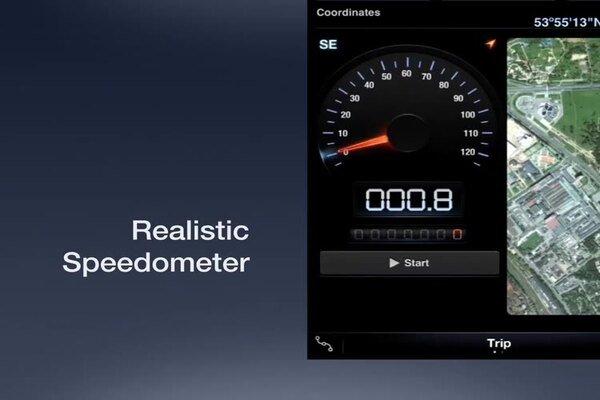 speed tracker app