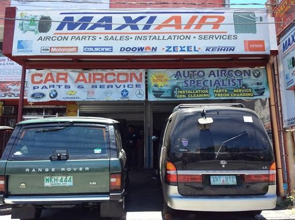 A picture of Maxair Car Aircon's shop