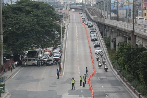 Stop and go scheme implemented during APEC