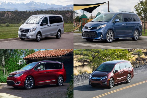 Vans, SUVs and Other Utility Vehicles