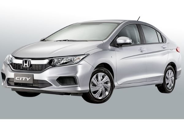 A picture of the Honda City 1.5 S