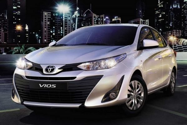 Toyota Philippines Launches A New Vios Variant The Vios 1 3 Xle 2020