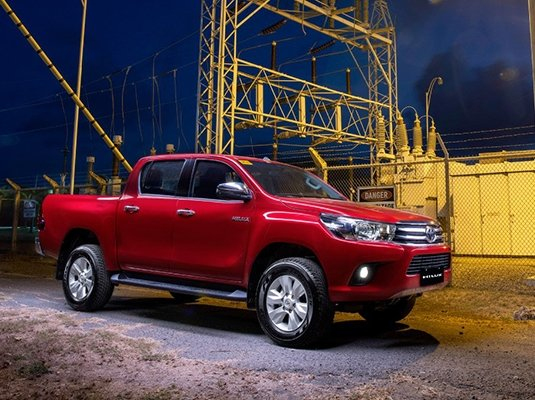Toyota Hilux has always been one of the most favorite pickup trucks in PH