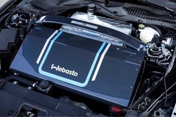 Ford Mustang Lithium Prototype EV