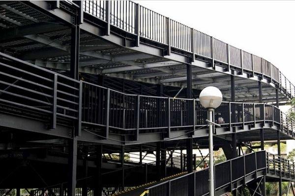 A picture of Steel Parking Glorietta