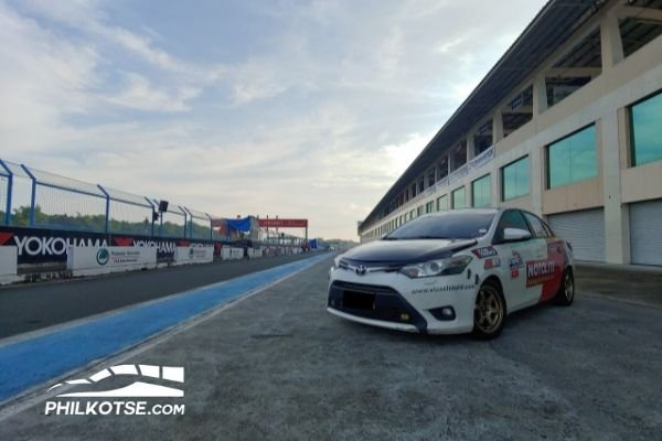 Toyota Vios Front Dramatic Shot