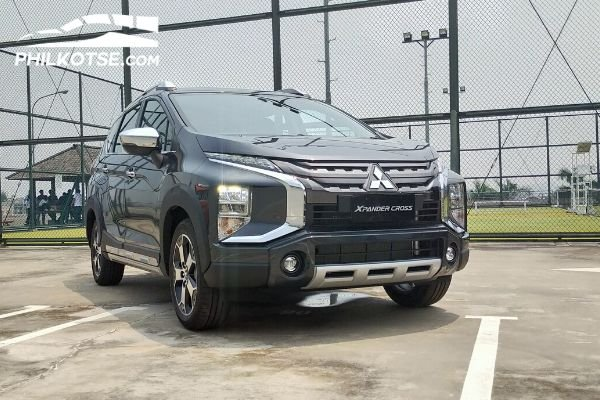 Mitsubishi Xpander Cross 2020 in Indonesia