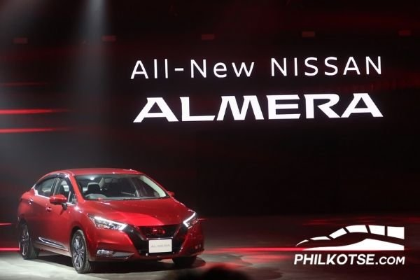 The All New Nissan Almera 2020 Launched In Thailand