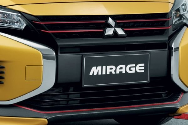 2020 Mitsubishi Mirage Dynamic Shield Grill