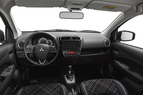 2020 Mitsubishi Mirage Interior Dash