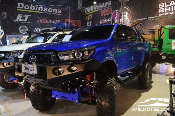 A picture of Off-road House's Toyota Hilux Conquest