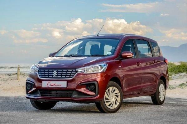 2019 Suzuki Ertiga 1.5 GL AT