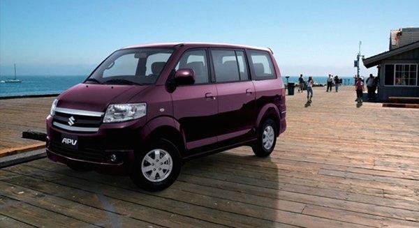 Suzuki APV 1.6 GA MT