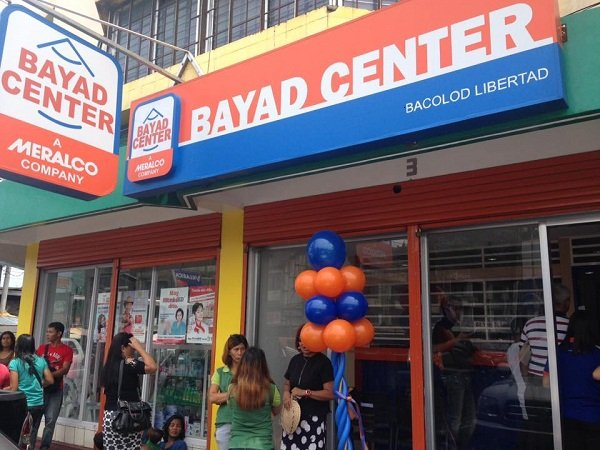 A picture of a typical Meralco Bayad Center