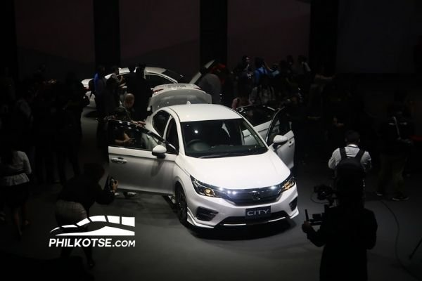 Media People Going Crazy over the Honda City