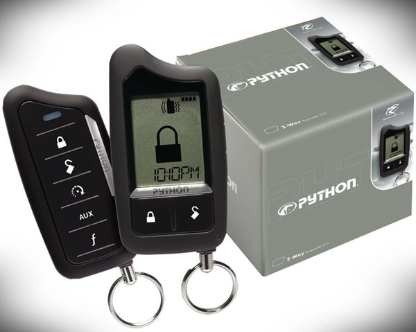 Python 5706P Responder LC3 SST 2-Way Security