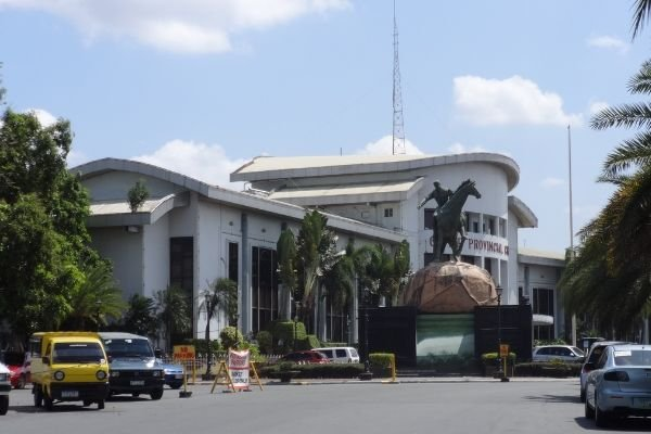 A picture of the Cavite provincial office.