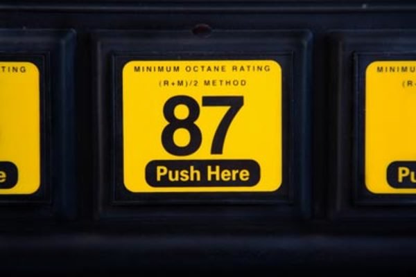 low octane rating