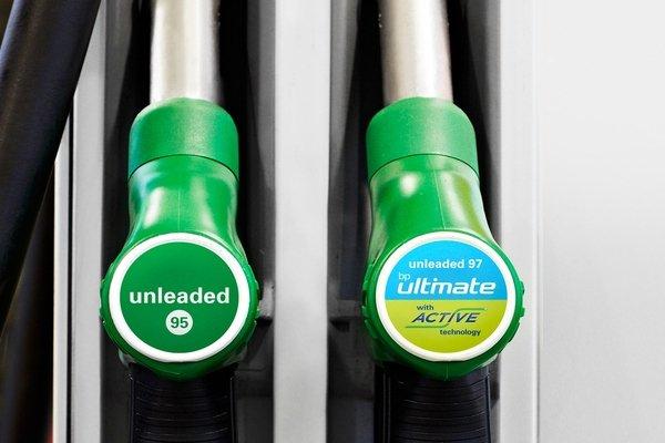 unleaded gas