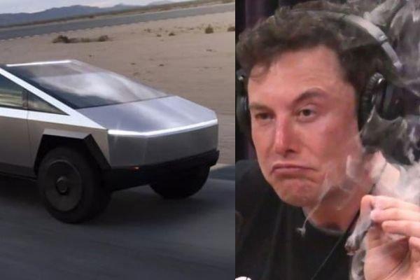 Elon and the Tesla Cybertruck