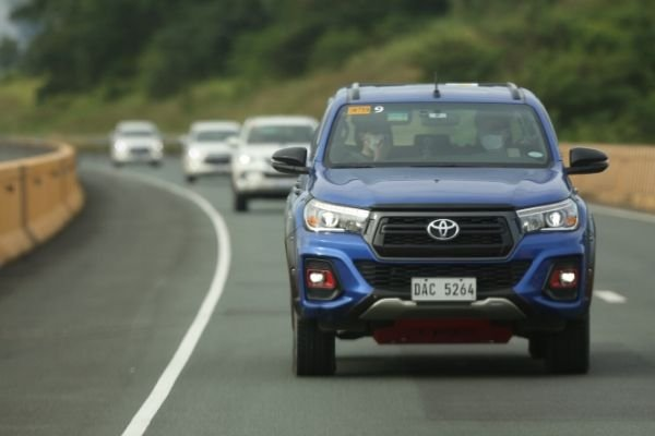 toyota-hilux-on-the-road