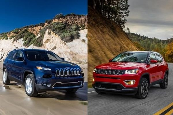 The Jeep Cherokee and the Grand Cherokee