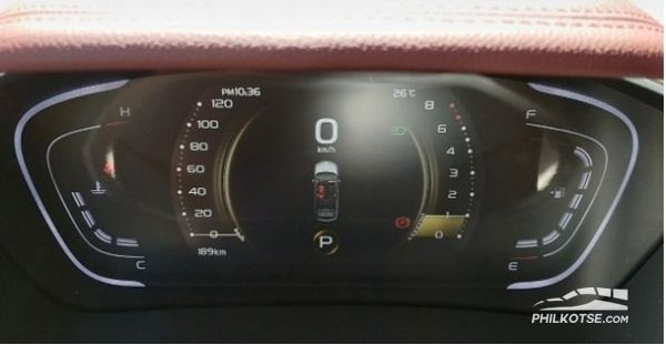2020 Geely coolray normal mode