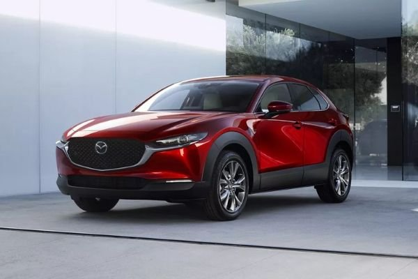 A picture of the Mazda CX-3.