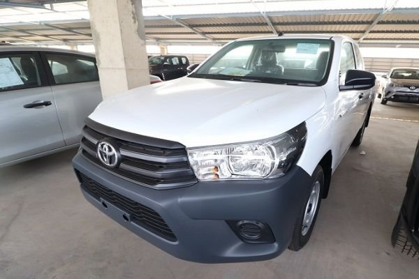 A picture of a Toyota Hilux J.