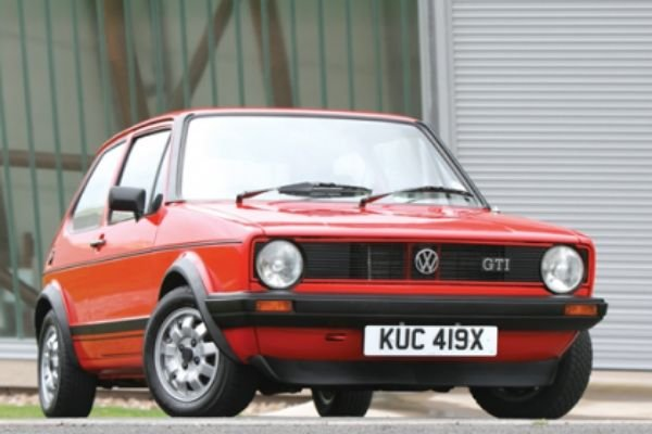 golf-gti-parked-on-the-road