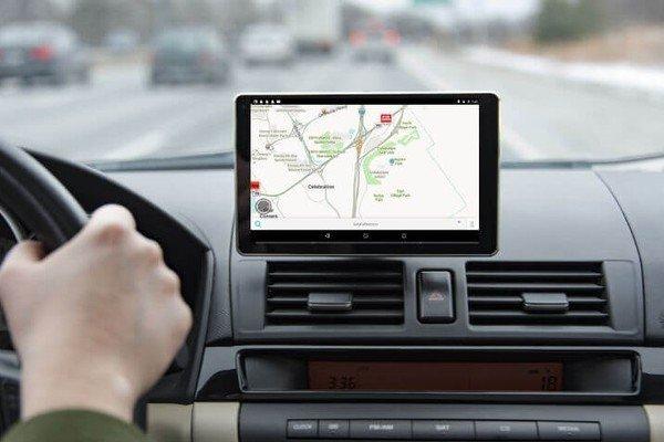 standalone GPS unit
