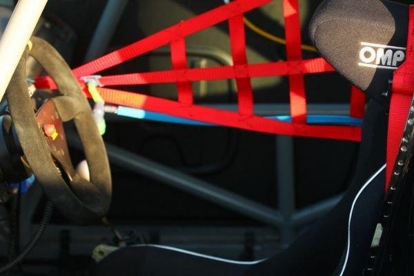 Honda Civic Type R TC's interior